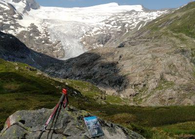 Grossvenediger vom Salzbodensee