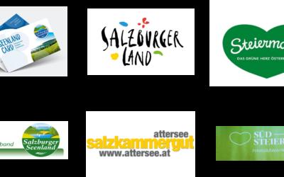 Das Eigenleben von Bundesländer-Logos